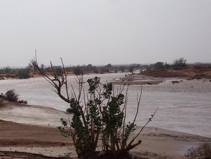محافظة الزلفي في الشمال الغربي من مدينة الرياض