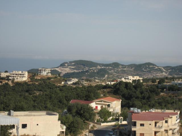 جبال الساحل السوري صور صلنفة وسهل الغاب من جبل الشعرة Mk14425_img_0482