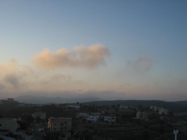 جبال الساحل السوري صور صلنفة وسهل الغاب من جبل الشعرة Mk14425_img_0486