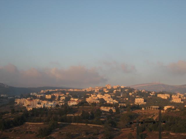 جبال الساحل السوري صور صلنفة وسهل الغاب من جبل الشعرة Mk14425_img_0487