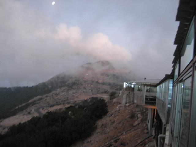 جبال الساحل السوري صور صلنفة وسهل الغاب من جبل الشعرة Mk14425_img_0509
