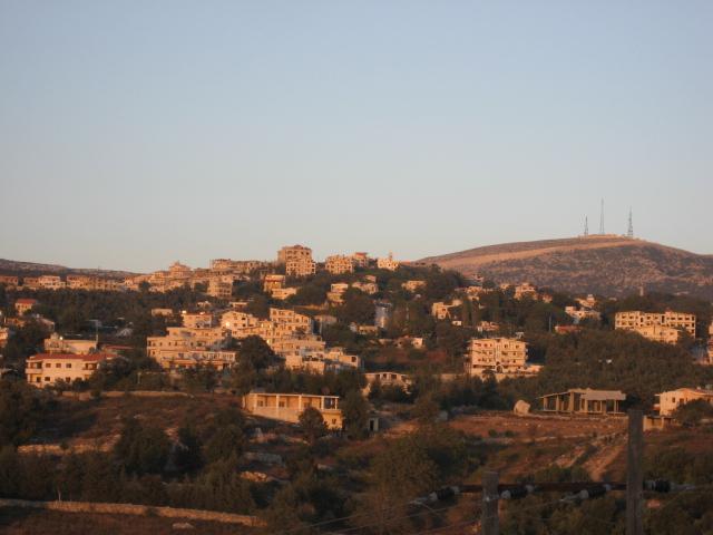 جبال الساحل السوري صور صلنفة وسهل الغاب من جبل الشعرة Mk14425_img_0514