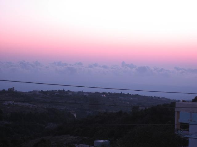 جبال الساحل السوري صور صلنفة وسهل الغاب من جبل الشعرة Mk14425_img_0533