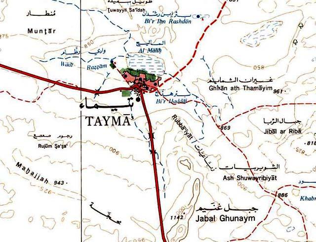 جبل غنيم المعبد الوثني المفتوح والمذكور في التوراة