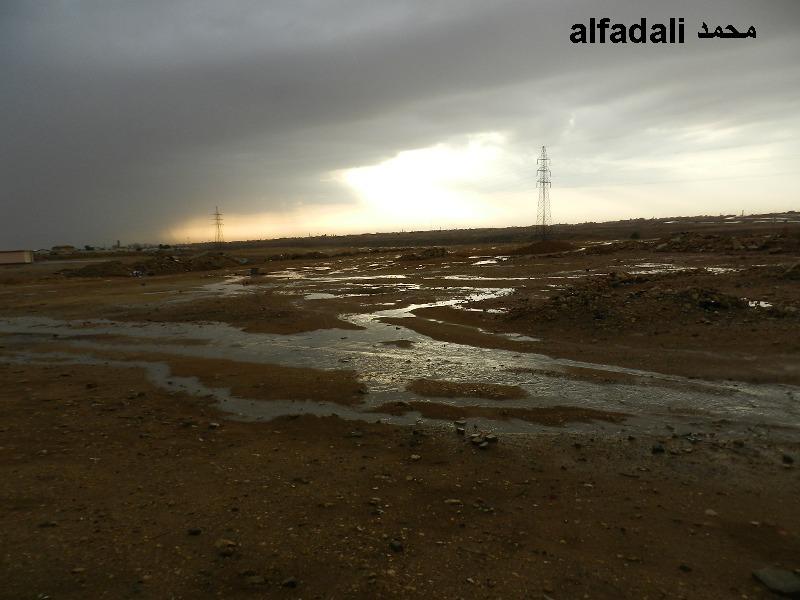 امطار الرياض اليوم الثلاثاء 4 src=