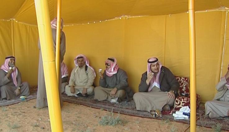 مقناص الأمير/تركي محمد