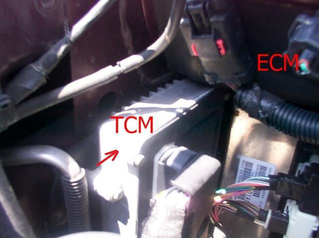 tcm control module location 2006 dodge ram  tcm  get free