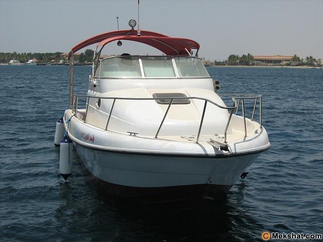 قارب واكاراوند31 (جلف كرفت ) 10 متر للبيع في جدة