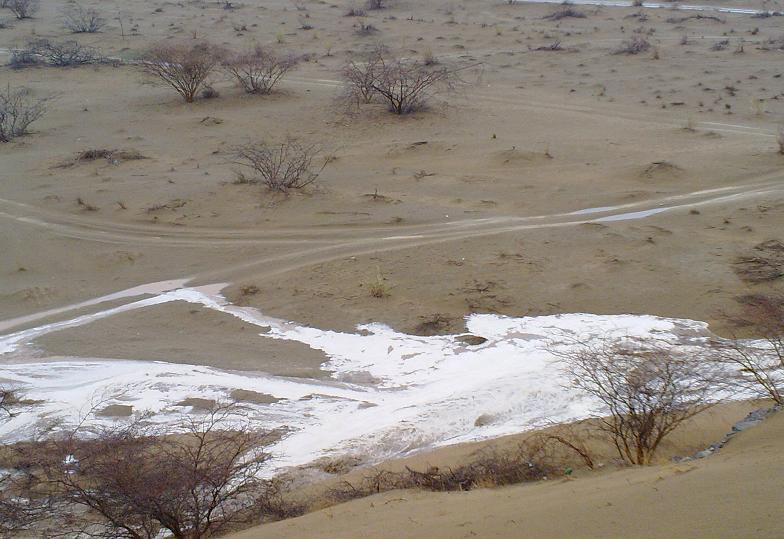 أمطـآر غزيرة وسيـوٍل تقطع الأودية صورة لسيول جنوب مكة) mk98186_11072010123.