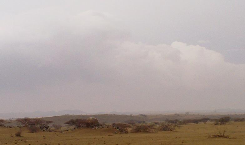 أمطـآر غزيرة وسيـوٍل تقطع الأودية صورة لسيول جنوب مكة) mk98186_11072010169.