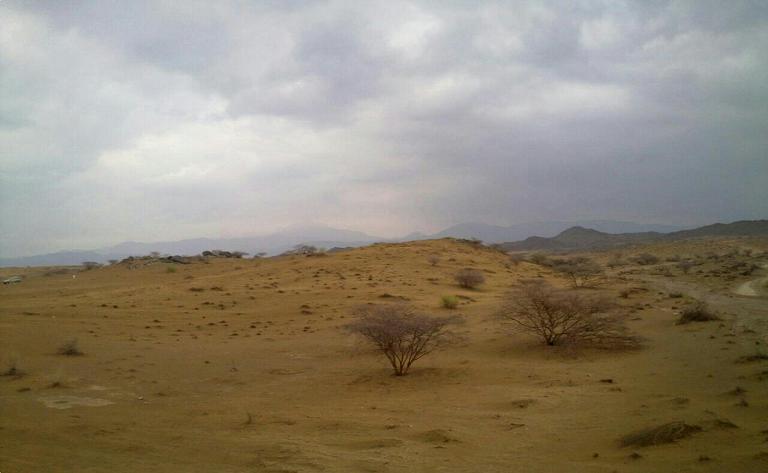 أمطـآر غزيرة وسيـوٍل تقطع الأودية صورة لسيول جنوب مكة) mk98186_11072010187.