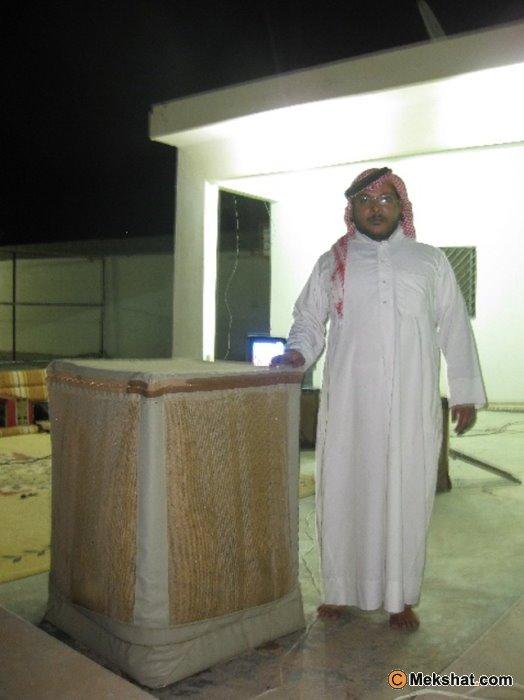 اختراع مكيف صحراوي للرحلات