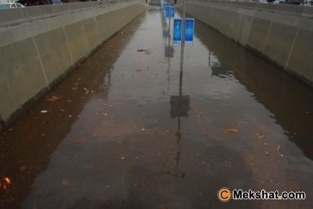 أمطار الخميس 1432هــ