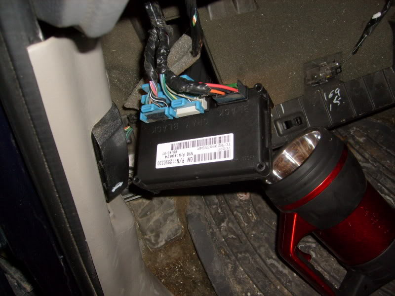 Dodge Neutral Safety Switch Location on 2005 chevy tahoe fuse box location